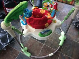AVAILABLE TODAY AR THIS PRICE FISHER PRICE RAINFOREST JUMPEROO.....GRAB IT NOW AT THE PRICE