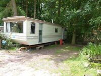 2 Bedroom static caravan for sale