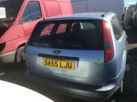 Ford Focus diesel estate car spare parts available