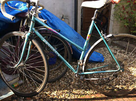 Bicycle for Sale - 80's Peugeot - Project