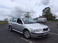 2005 (55) Skoda Octavia 1.9tdi Estate