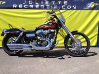 2013 Harley-Davidson FXDWG Dyna Wide Glide Touring