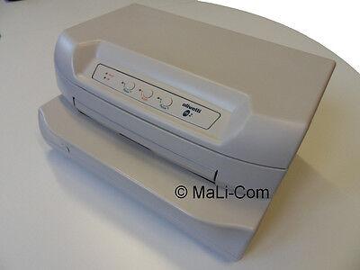 Praxisdrucker Rezeptdrucker Flachbettdrucker Nadeldrucker Olivetti PR2 Win 7 / 8