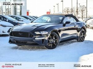 2018 Ford Mustang GT PREMIUM+CONVERTIBLE+11 000KM+5.0L V8