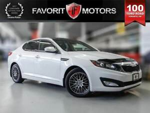 2013 Kia Optima EX+ | LEATHER | PANO SUNROOF