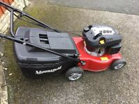 Mountfield SP454 Petrol Lawnmower Self Propelled Fully Serviced 2015 Model Great Condition