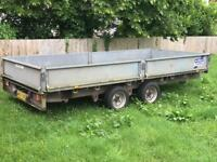 Ifor Williams Trailer LM146