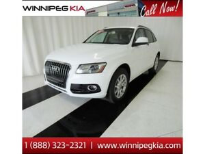 2013 Audi Q5 2.0T *Turbo/No Accidents/AWD*