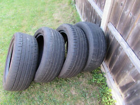 215/55/17 tyres for sale