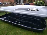 Thule odyssey karrite roof box