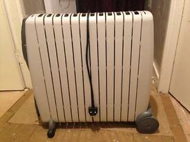 Delonghi electric oil heater