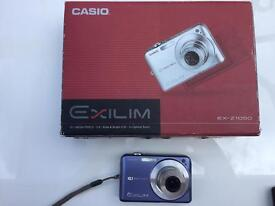 Casio Exilim EX-Z1050 Digital Camera
