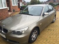 *REDUCED* BMW 520i/SE 2.2L AUTOMATIC/FULL LEATHER INTERIOR/12 MONTHS M.O.T/EXCELLENT CONDITION
