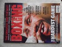 Boxing News 19th Jan 2017
