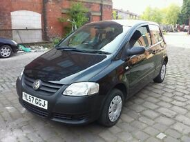 2007 VOLKSWAGEN FOX,1.2,10 MONTHS MOT,60K MILES.NEW TIMING CHAIN AND VALVES.CHEAP CAR ...