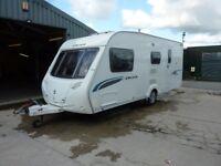 Sterling Cruach Cullin Touring Caravan
