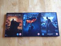 DVD Collection - Batman Set