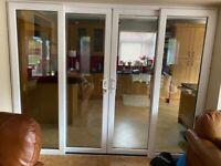 Patio Doors 2650x2100mm UPVC
