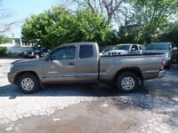 2010 Toyota Tacoma Base - the very popular 4 cyl, 2.7 L... SUPER