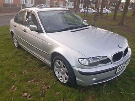 BMW 320 DIESEL AUTOMATIC ( LOW MILES ) ( ANY OLD CAR PX WELCOME ) 7 STAMP, EXCELLENT CONDITION