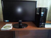 Desktop & Monitor
