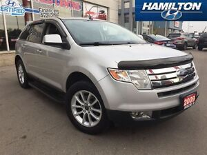 2009 Ford Edge | AWD | SEL | GOOD TIRES | GREAT SERVICE HISTORY