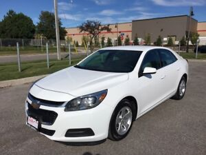 2015 Chevrolet Malibu LS 2.5L FWD 6-Speed Automatic Bluetooth 4G