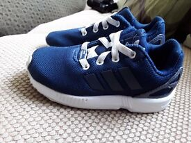 Adidas zx flux trainers size 8 immaculate