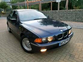 BMW 5 Series 2.5 523i SE 2000 FSH 1 OWNR 4dr CALL 07479320160