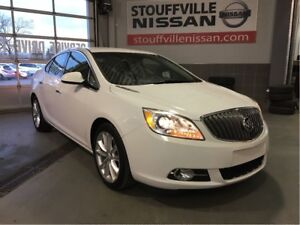 Buick Verano leather package 2012