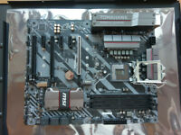 MSI Z270 TOMAHAWK Kaby Lake CrossFire ATX Motherboard