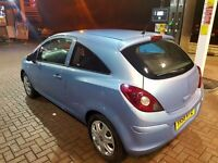 2009 vaxuhall corsa 1.2 2 owners drivers very good