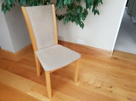 Dining Chairs - SKOVBY - Set of six