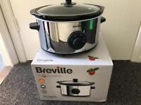 Slow cooker 3.5L (used)