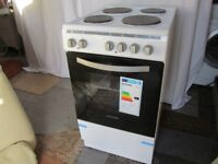 Montpellier MSE49W Electric Cooker. Excellent Condition.