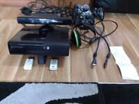 X BOX 360 500GB LIKE NEW 8 MONTHS WARRANTY