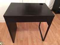 Ikea Desk MICKE Brown excellent condition (delivery possible)