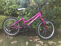 Girls Ridgeback Harmony bike 6-9 years old