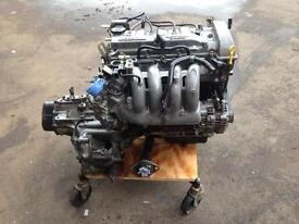 Mazda 626 2.0 engine and gearbox engine code FS collect from Leeds