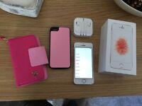 iPhone SE 16gb Rose gold EE