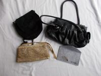 Bags and purse £2/£1