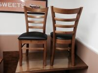 Joblot x50 restaurant cafe pub chairs popular style furniture