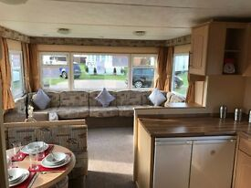 Great Value Static Caravan For Sale, Great Yarmouth, Norfolk, East Anglia. Includes 2017 Site Fees