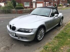 2000 BMW Z3 1.9 Petrol Roadster Convertible Classic Facelift Widebody M Sport Alloys