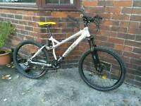 Kona Downhill Mountain Bike