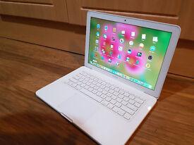 Apple MacBook - 8g ram - 500g hd - Sierra - Office - Only 35 on Battery Cycle