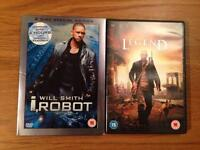 Will Smith DVD Collection