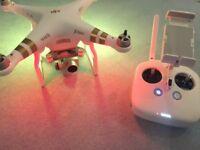 DJI Phantom 3 Professional Camera Drone