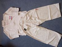 TAGB white grading suit