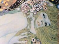 Gustav Klimt canvas